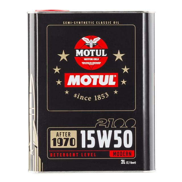 MOTUL 2100 CLASSIC 15W50