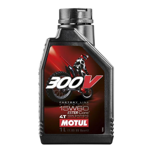 MOTUL 300V FACTORY LINE OFF ROAD 15W60