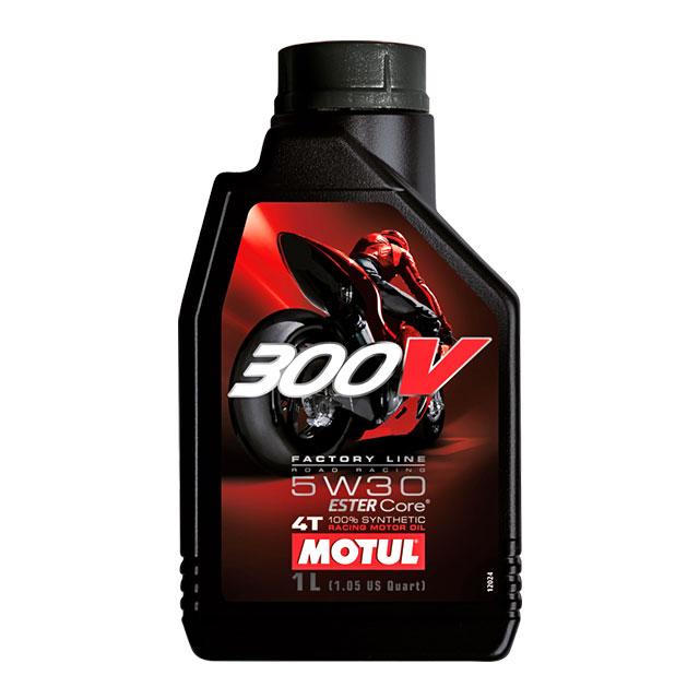 MOTUL 300V FACTORY LINE ROAD RACING 5W30