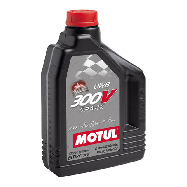 MOTUL 300V SPARK 0W8
