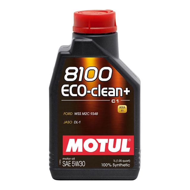 MOTUL 8100 ECO-CLEAN+ 5W30