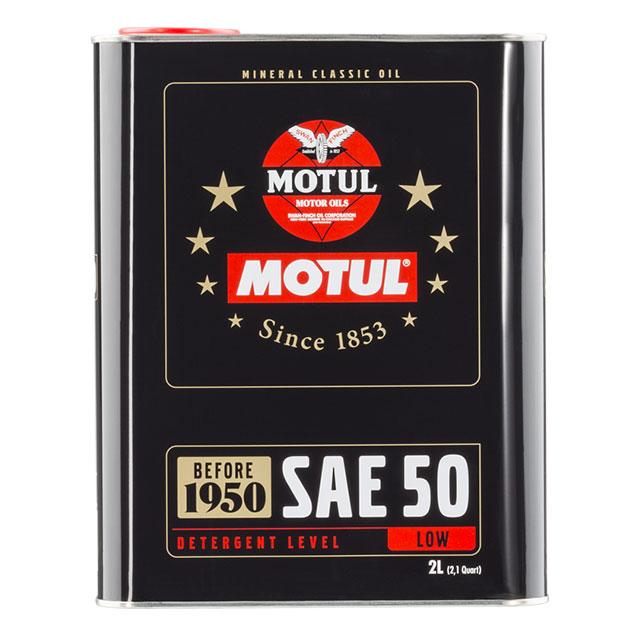 MOTUL CLASSIC OIL SAE50