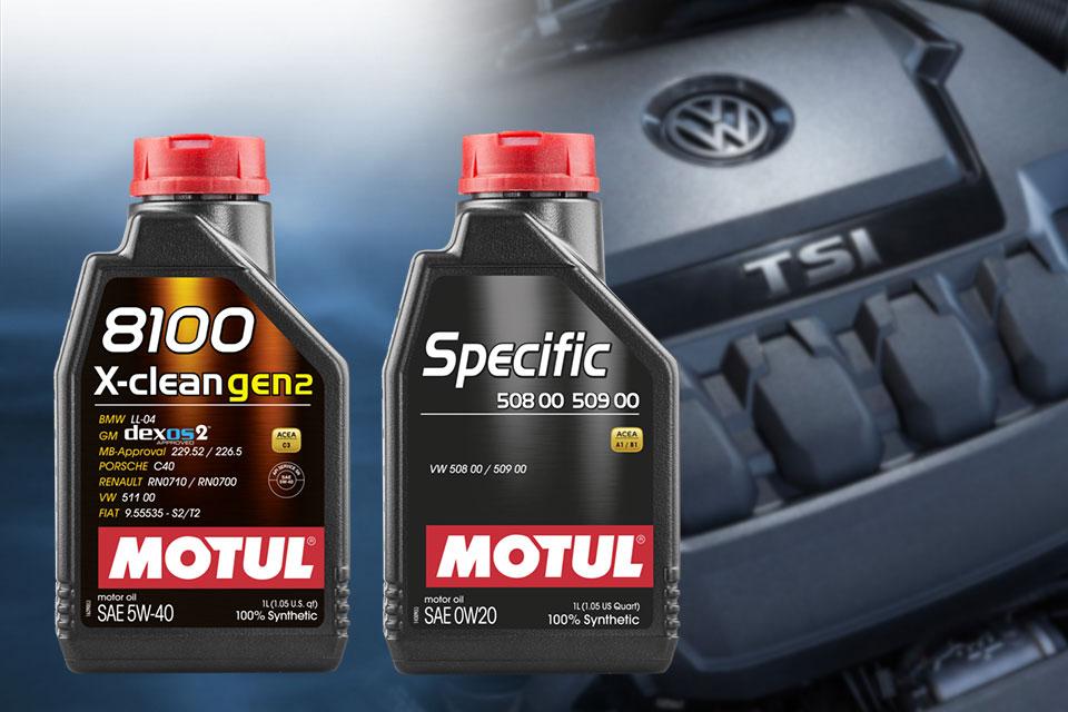 MOTUL ENGINE OILS