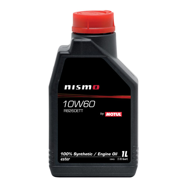 NISMO 10W60