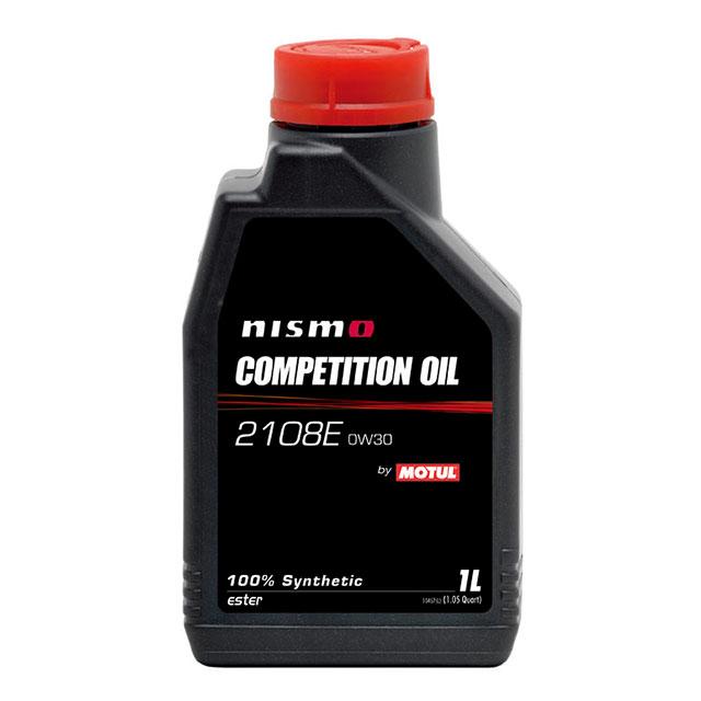 NISMO COMPETITION OIL type 2108E 0W30