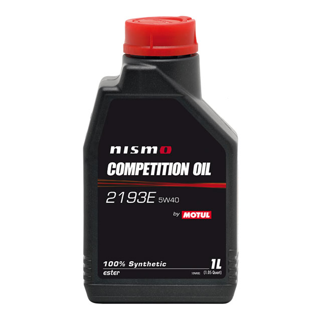 NISMO COMPETITION OIL type 2193E 5W40
