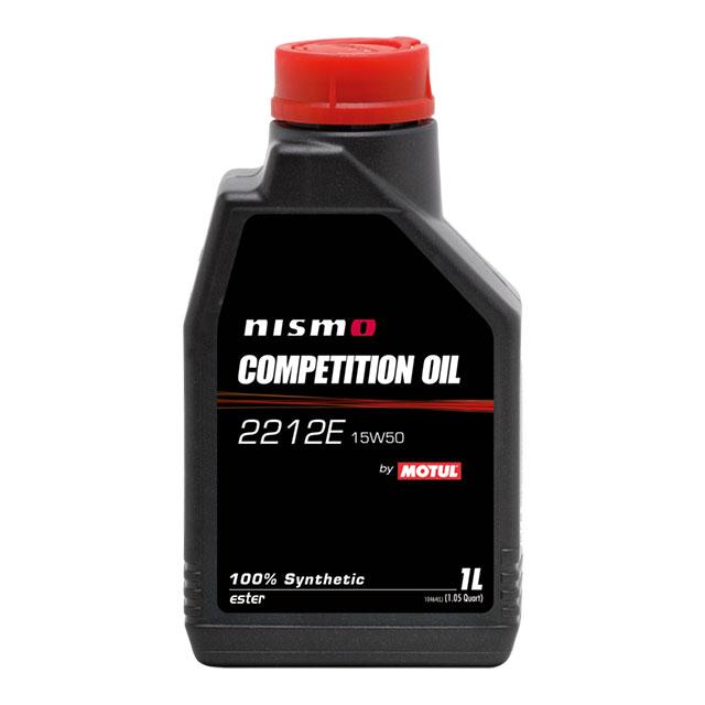 NISMO COMPETITION OIL type 2212E 15W50