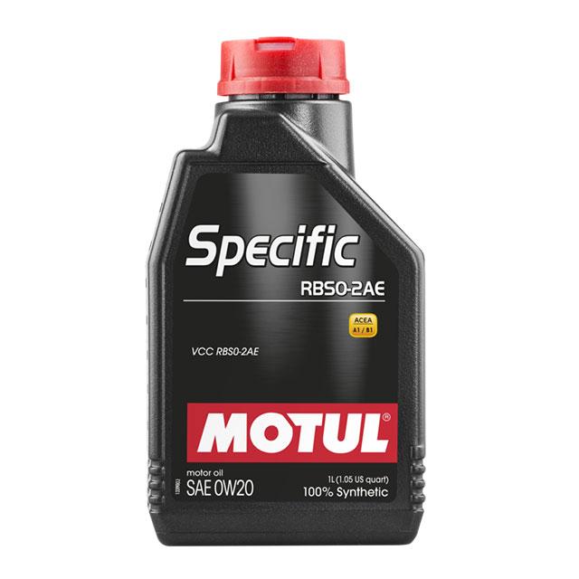 MOTUL SPECIFIC RBS0-2AE 0W20