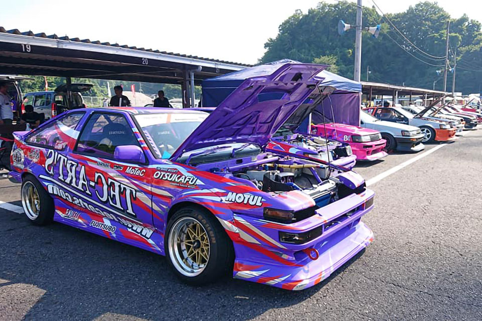 AE86 Drift Champions Cup 2021 関東大会(2021/08/01:日光サーキット)